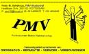 Klussenbedrijf P.M.V. Professioneel Mobiel Vakmanschap